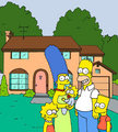 The Simpsons TV Show - The Simpsons Television Show